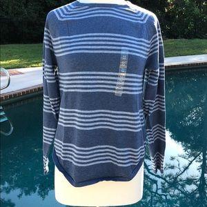 Kim Rogers long sleeve crewneck sweater
